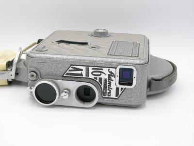 Kamera na 16mm film MEOPTA Admira  A1 Electric