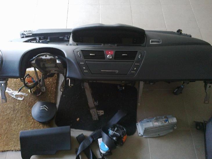 Airbagy Citroen C4 grand picasso - kompletní sada - Náhradní díly a příslušenství pro osobní vozidla