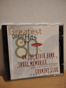 CD Greatest country Hits of the 11