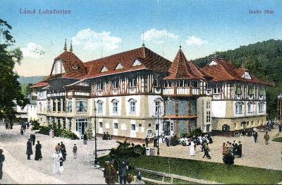 Lázně Luhačovice - Janův dům ...