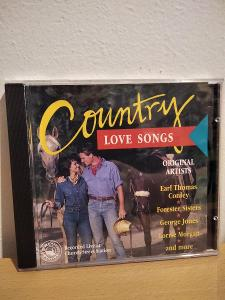 CD COUNTRY LOVE SONG