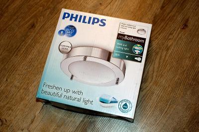 Philips - Koupelnové stropní svítidlo MYBATHROOM TREATS 1xG9/28W IP44
