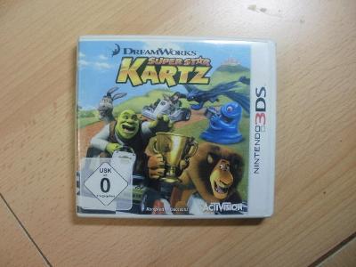 Hra na Nintendo 3DS + 2DS - Super Star - Kartz