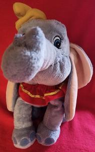 Velký, plyšový sloník....(12348)