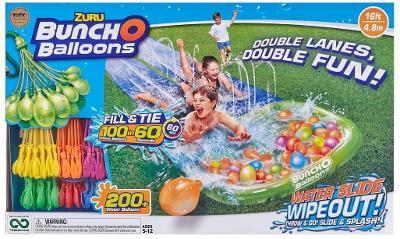 Zuru Vodní skluzavka 4.8 m s balónky
