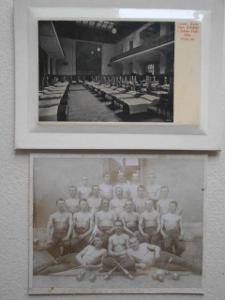 SOKOL lazaret RU 1916 vpomínka J. Blažek / 2 KS / r. cm až 18X13