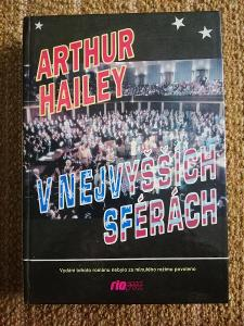 Arthur Hailey - V nejvyšších sférách, 1992
