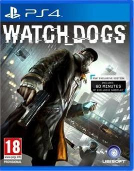 PS4 WATCH DOGS CZ TITULKY