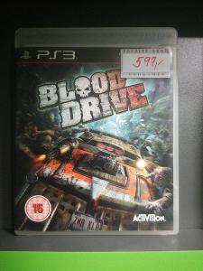 Blood Drive(PS3) - jako nová