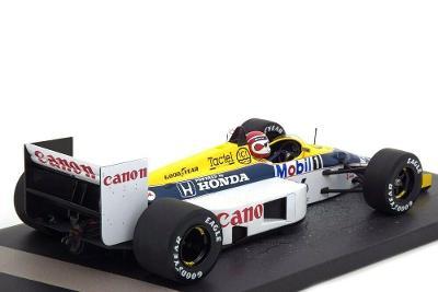 WILLIAMS HONDA FW11 F1 1986 N. PIQUET - MINICHAMPS
