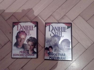 2 DVD  Danielle Steel