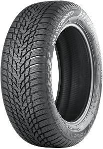 4ks zimní pneu NOKIAN WR SNOWPROOF 175/65 R 14 82T nové
