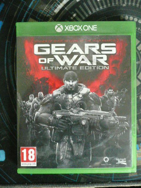 GEARS OF WAR ULTIMATE EDITION - Hry
