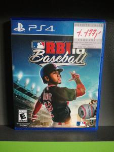 RBI Baseball 2018 (PS4) - jako nová
