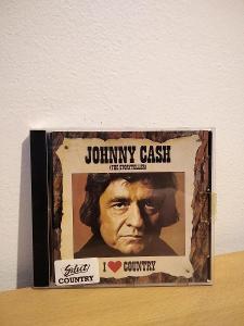 CD Johnny Cash – (The Storyteller) I Love Country