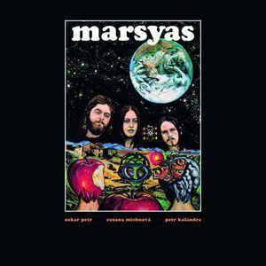 Marsyas – Marsyas Label: Supraphon – SU 6555-1  Vinyl, LP Nová zapeč