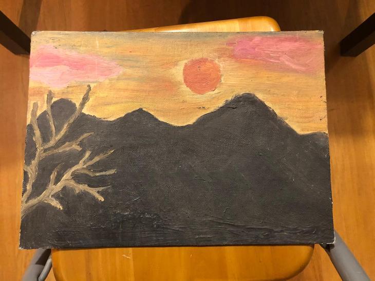 Autor? - Krajina - Umění