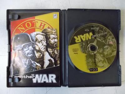 Another War válka boj armáda PC počítačová hra komplet sada