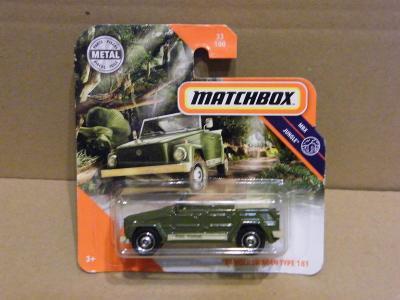 MATCHBOX  -  '74 VOLKSWAGEN TYPE 181
