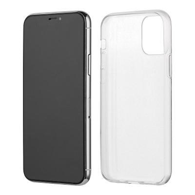 Průhledný zadní kryt / obal - Apple iPhone 11 Pro Max