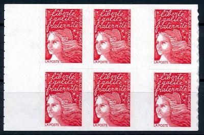 Francie 1997 **/Mi. 3228 , soutisk , samolepící , /L22/