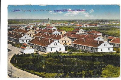 C. a K. Vojenský tábor Milovice