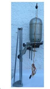 KROKUS 2 starožitný foto zvětšovák zvětšovací přístroj/Vybavení komory