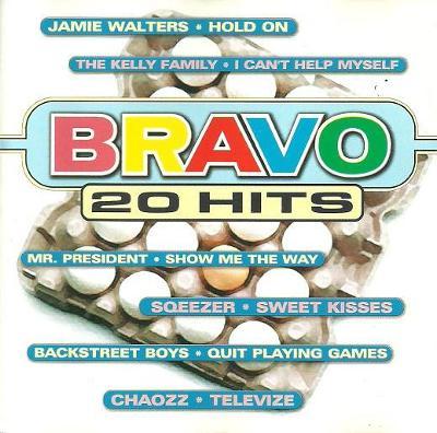 Bravo 20 Hits CD Album