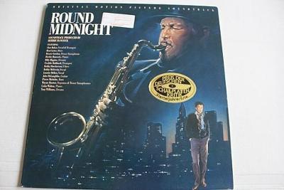 Herbie Hancock – Round Midnight LP 1986 vinyl Film Soundtrack Jazz NM
