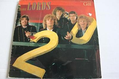 The Lords – 20 Jahre Lords 2xLP 1988 vinyl Kompilace Big Beat DMM NM
