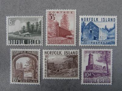 Norfolk Island 1953 *