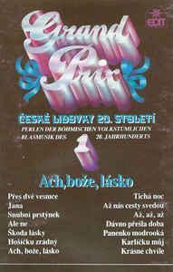2LP Grand Prix České Lidovky 20. Století (1) 1993 – , NM