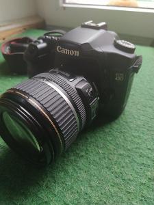 canon EOS 40 D  s příslušenstvím