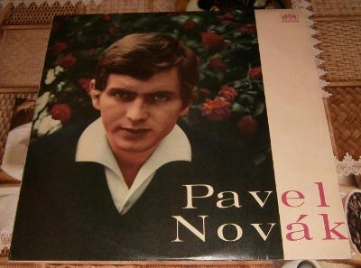 LP - Pavel Novák (Supraphon 1969 - mono) / Perfektní stav!