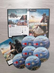Tom Clancy's Ghost Recon Wildlands PC hra CZ verze