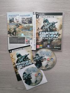 Tom Clancy's Ghost Recon: Future Soldier PC hra CZ