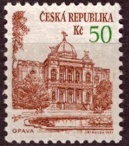 POF. 19 - OPAVA, 50 KČ - DV 38/1 (T8669)
