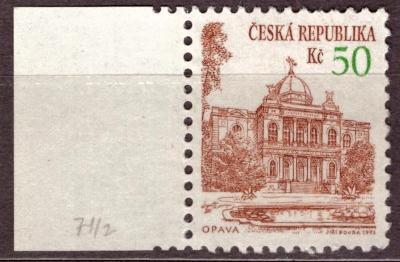 POF. 19 - OPAVA, 50 KČ - DV 50/2 (T8670)