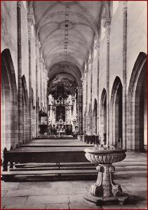 Zlatá Koruna * křtitelnice, kostel, klášter * Český Krumlov * V247