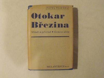Fraenkl-Otokar Březina