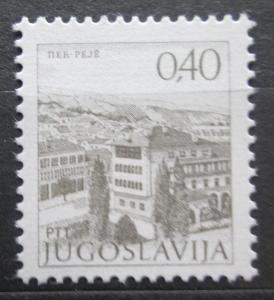 Jugoslávie 1972 Peč Mi# 1481 2191