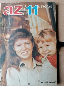 Časopis AZ Magazín 1978/11