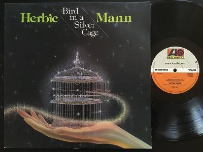 HERBIE MANN Bird in the silver cage UK EX 1986