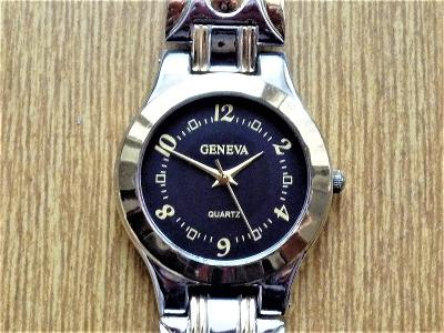Náramkové hodinky GENEVA quartz #428-46