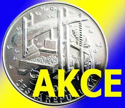 AKCE: 66x Vinice Proof jen 666 Kč ! Máme skladem 25.000 mincí ČNB