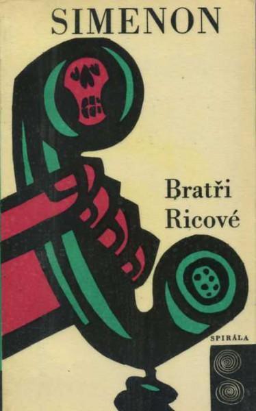 Georges Simenon - Bratři Ricové