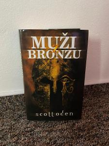 Kniha Muži z bronzu