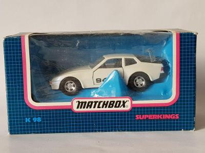 MatchBox Super Kings K-98 PORSCHE 944 S
