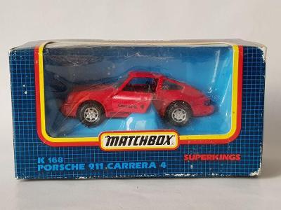 MatchBox Super Kings K-PORSCHE  911 CARRERA 4