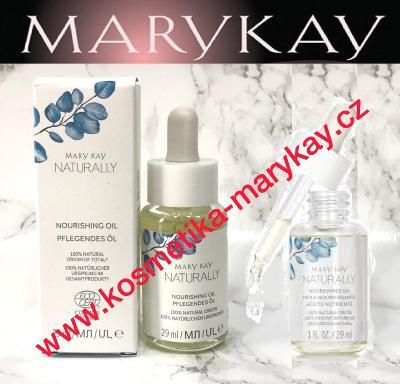MARY KAY Naturally – Výživný olej
